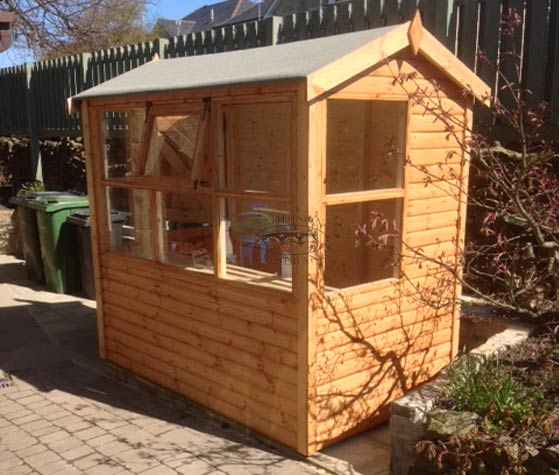 Small potting sheds for sale internet shed plans for Small garages for sale
