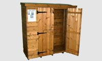 Small Store Sheds